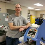 #FunFact On March 22, 2010, the first Thomson-Shore digital book was printed! Today, we've run over 600 million impressions through our print engines. Jason, Work Team Leader for our Digital Print Center, was one of our 2 original DPC operators when we started our digital platform 6 years ago. It's a start-to-finish operation, which means that each operator runs every aspect of the process from print and assembly to final product. On average, a digital print book can be produced in approximately 5 minutes. That's pretty fast! Almost like the book version of Jimmy John's. So, by the time you finish reading this post… (for the second time, because we know you just went back to time it) …your book might be half done already! Want to know more? Call us: (734) 426-3939 –or– Email us: info@tshore.com Visit our website: www.ThomsonShore.com #thomsonshore #digital #print #first #book #history #themoreyouknow #fast #printer #publisher #michigan #manufacturing #march #books #ondemand #booklovers