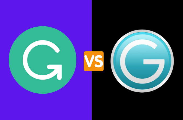 grammarly vs ginger - Differences